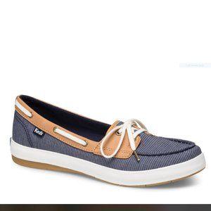 KEDS Women's Charter Stripe loafers SIZE 10